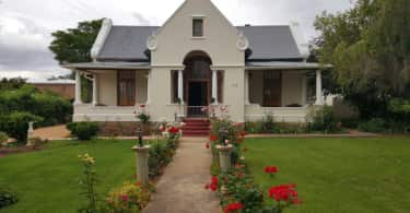 Victorian homestead, Ladismith, Seeff