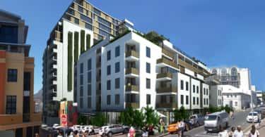 100 Buitengracht Development, CT