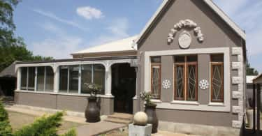 Parys home, Free State