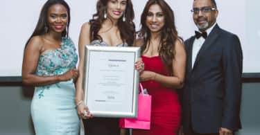 WPN Young Achiever Award Winner Sanam Shree