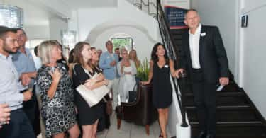 Chas Everitt's new Atlantic Seaboard office launch