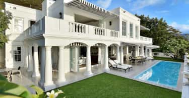 Clifton luxury villa, PGP