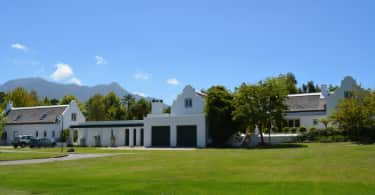 Fancourt Golf Estate home, Chas Everitt
