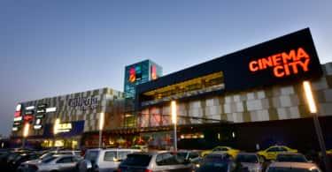 Galleria Burgas Mall, Bulgaria.