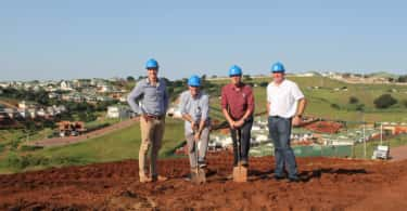 Mount Edgecombe Breaking Ground