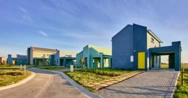 Fully EDGE certified Fourleaf Estate in Port Elizabeth.
