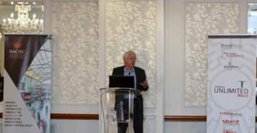 Director and co-founder of the UCT Unilever Institute of Strategic Marketing, Professor John Simpson.