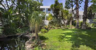 This home in Fourways Gardens estate is listed for R6.4 million