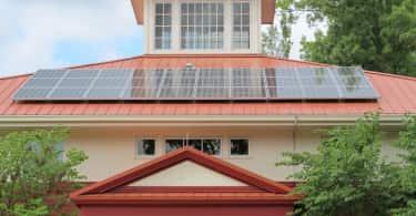 Solar Panel Home
