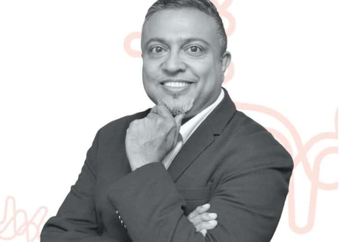 Taleo Retail Advisory's head, Sash Padayachee.