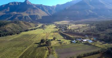 Swellendam farm, Chas Everitt