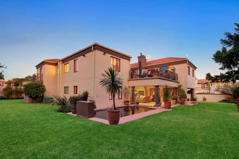This architectural masterpiece situated in Kyalami Estate is for sale at R5 399 000 by Seeff.