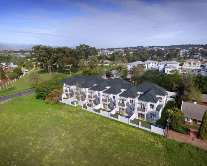 5th on Murray, Durbanville, Trinity Projects