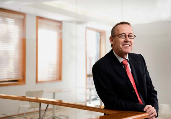 David Rice, Chief Operating Officer of Redefine