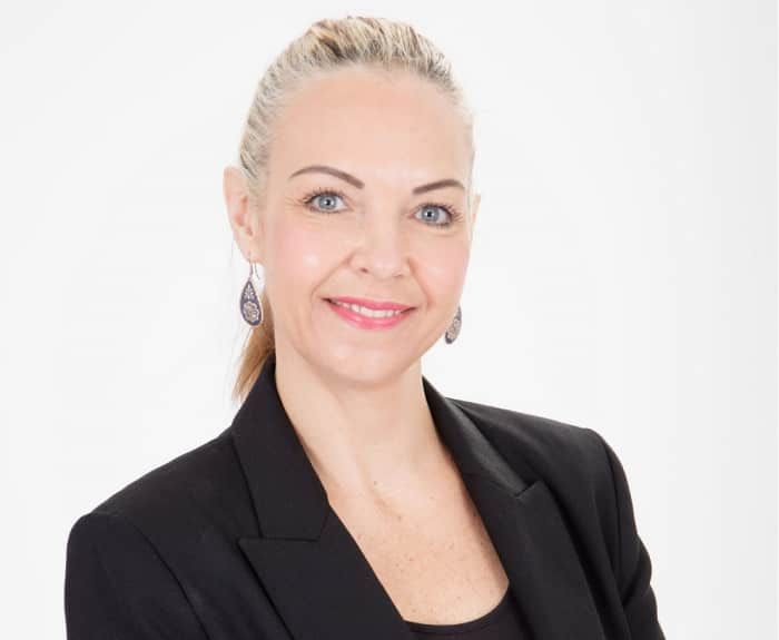 Nadine Kuzmanich, Head of Marketing at Growthpoint Properties