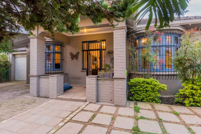 Renovated Victorian Family Home, Mowbray, Cape Town