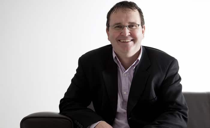 James Wilson, Amdec CEO.
