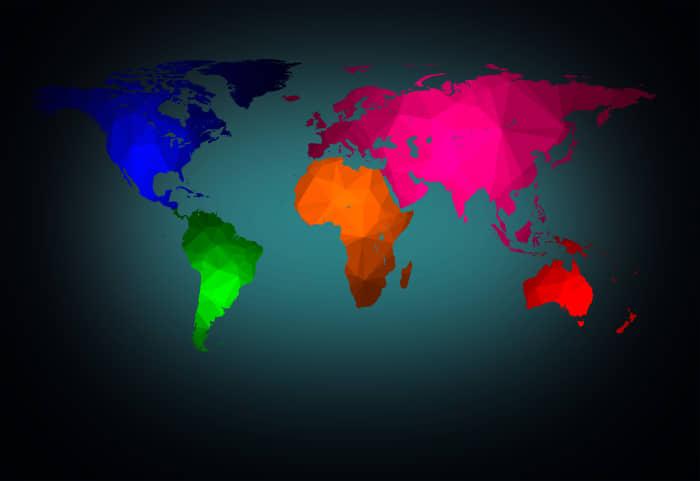 World Map Generic