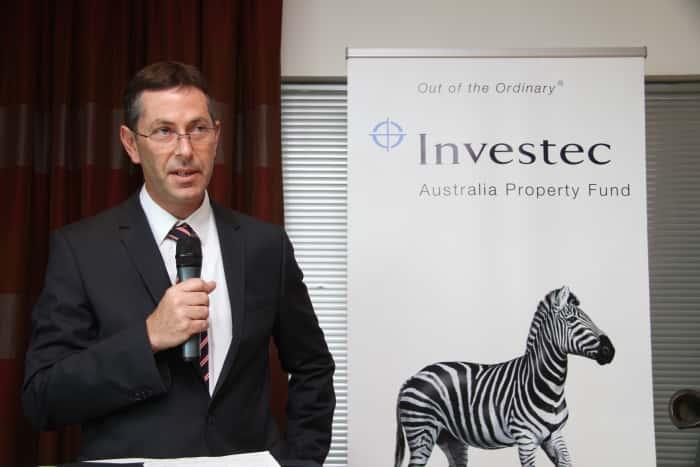 IAPF CEO, Graeme Katz.
