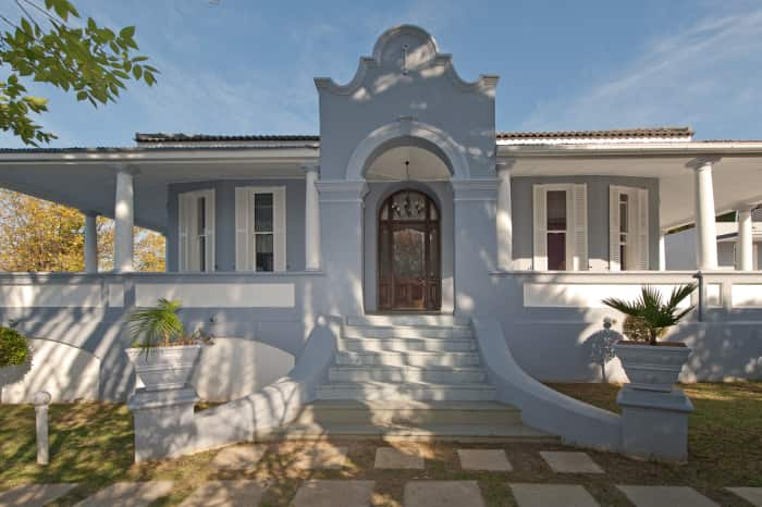 Paarl Victorian Home