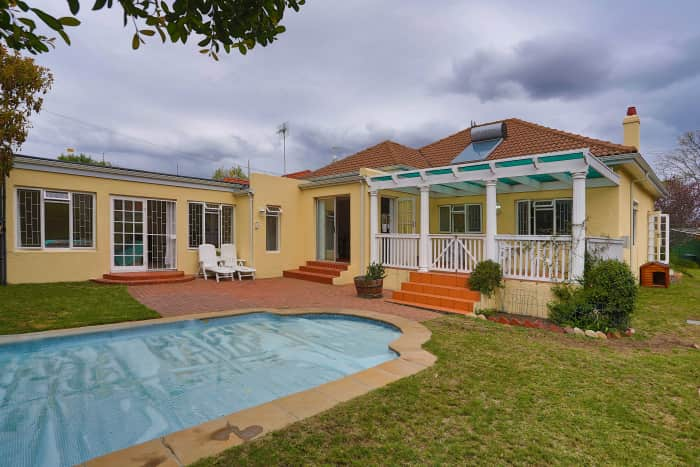 Southern Suburbs home