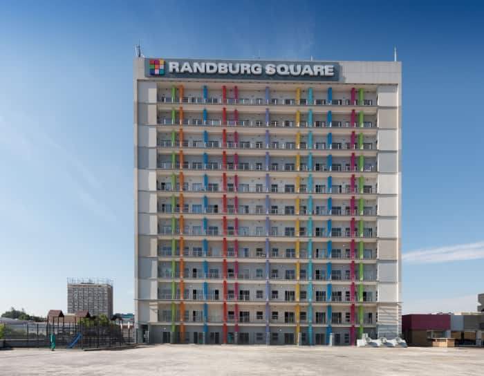 Randburg Square Apartments