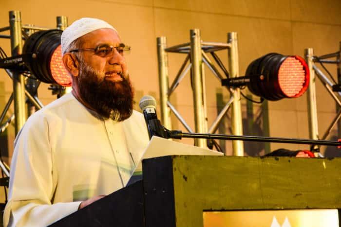 Gauteng transport MEC Dr Ismail Vadi