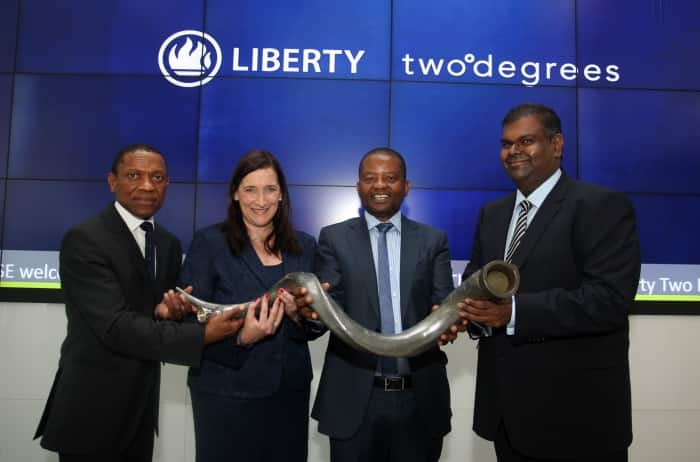 Liberty Two Degrees JSE Listing