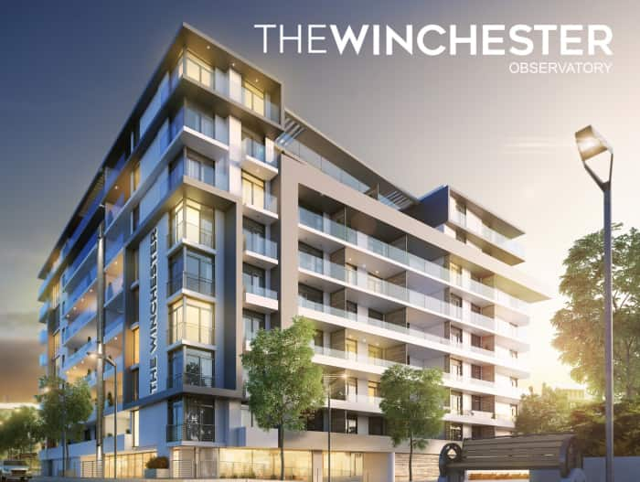 The Winchester, Rawson Developers, Observatory