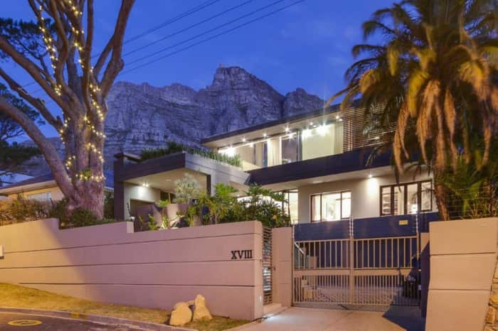 Camps Bay luxury home, Lew Geffen Sotheby's