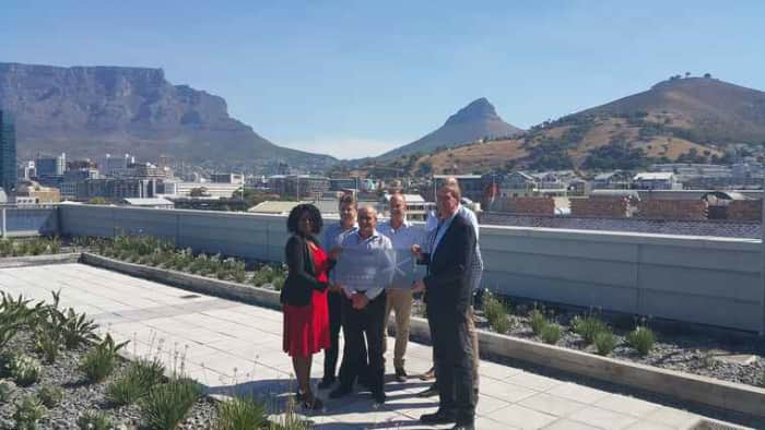 V&A Waterfront Silo District Award Function