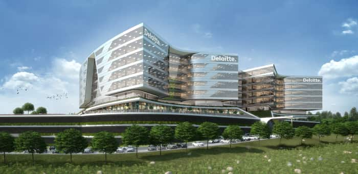 Deloitte Offices Atterbury