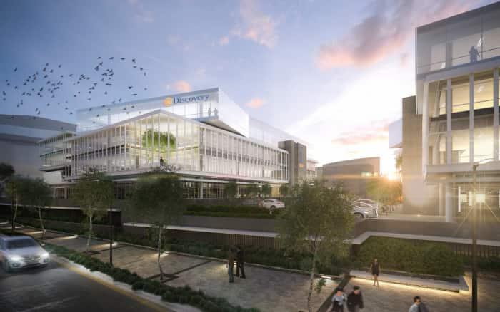 Rabie Discovery Property Development, Century City