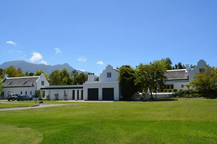 Fancourt Golf Estate home, Chas Everitt