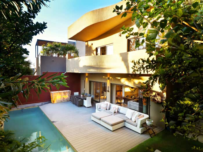 Fresnaye home, Lew Geffen Sotheby's