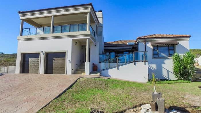 Yzerfontein home, Pam Golding