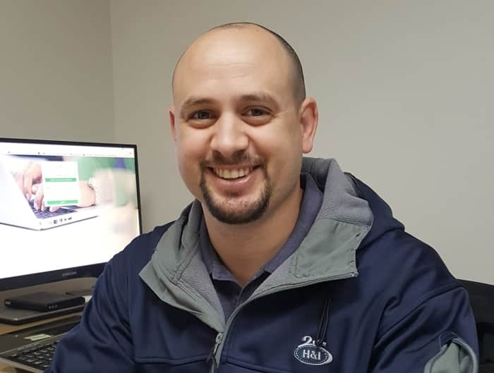 Duane Chemaly, IT Manager, Haw & Inglis