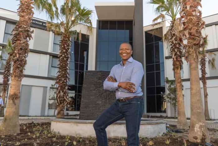 Billion Group founder Sisa Ngebulana.
