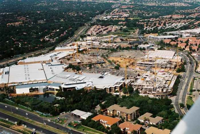 Fourways Mall Redevelopment Accelerate