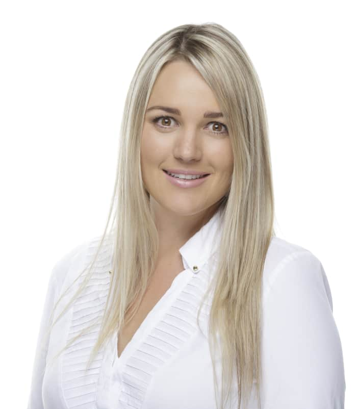 Bianca Arnsmeyer, Sales Manager of Berman Brothers Property.