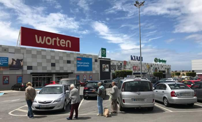 Vukile Retail Park Spain