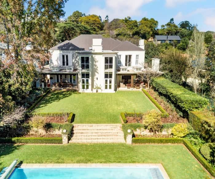 Westcliff Home, Rosebank, Pam Golding