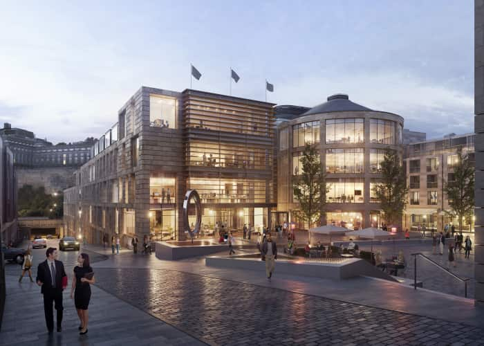 New Waverley development, MAS