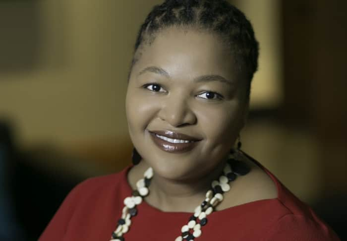 Nomzamo Radebe, CEO of JHI - part of Cushman & Wakefield Excellerate.