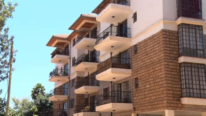 Kenyan apartments, Data Fintech