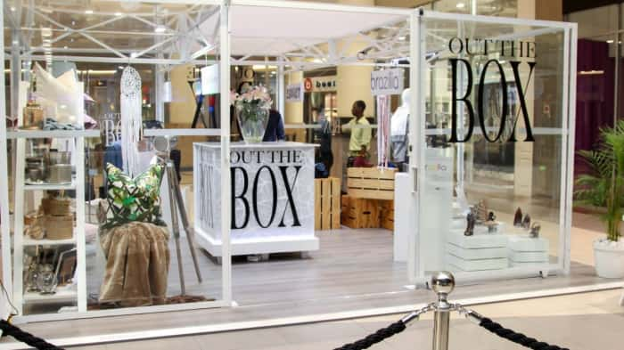 Primedia;s Out of the Box campaign.