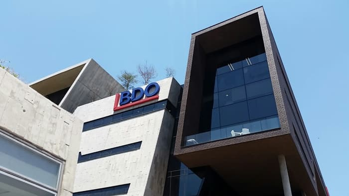 BDO Building on 22 Wellington Road in Parktown.