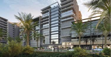 A artist's impression of Umhlanga's Ridge 8.