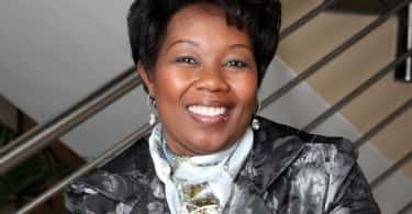 Portia Tau Sekati, Property Sector Charter Council CEO.