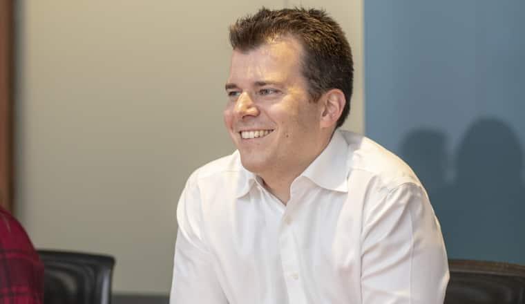 Stenprop Group Property Director; Julian Carey.